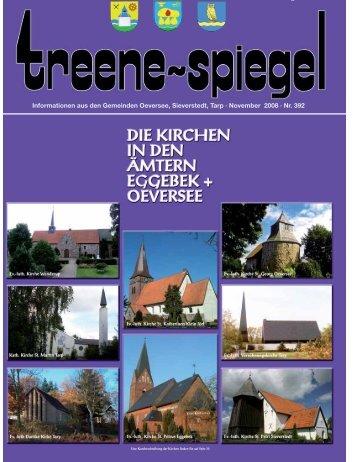 Informationen aus den Gemeinden Oeversee ... - Treenespiegel