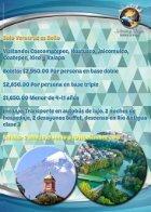 Agencia de Viajes Sueña y Viaja - Page 5