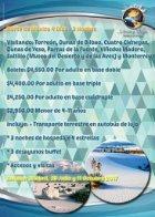 Agencia de Viajes Sueña y Viaja - Page 7