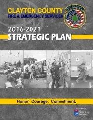 Strategic Plan 2016-2021