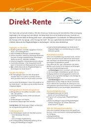 Direkt-Rente - Oeco Capital