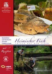 Heimischer Fisch - Landratsamt Roth