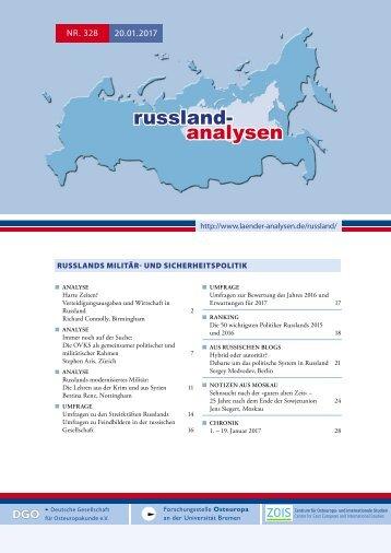russlandanalysen