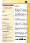 4/2009 - Gesangverein Frohsinn Hagsfeld 1890 eV - Seite 2