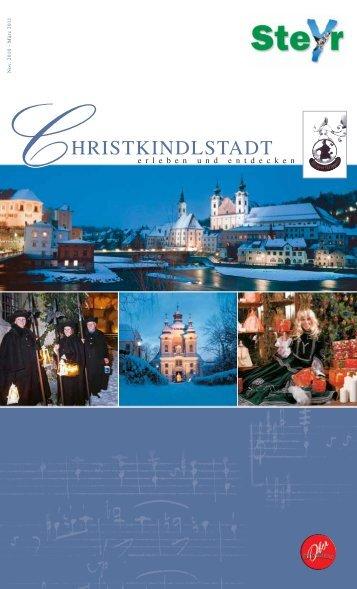 Steyrer Christkindl - Hotel Mader