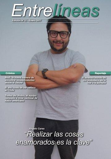 Entrelíneas 32