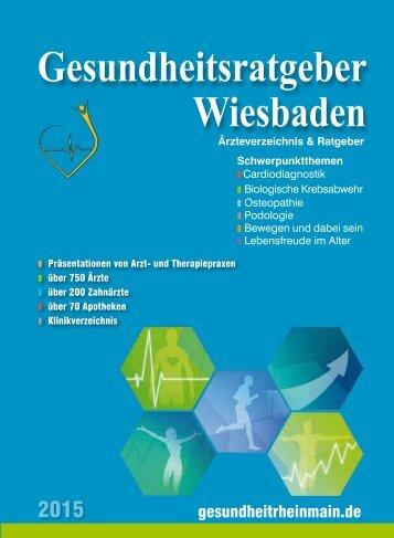 Gesundheitsratgeber Wiesbaden