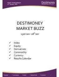 DESTIMONEY MARKET BUZZ
