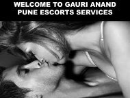 GAURI ANAND Affordable cheap Budget Escorts Services
