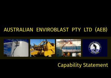 Adelaide Editorial Design : AEB Capability Statement