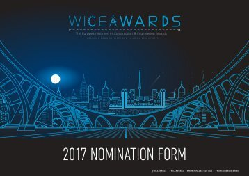 2017 nomination form