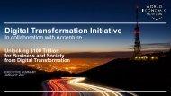 Digital Transformation Initiative