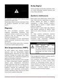 Philips PicoPix Projecteur de poche - Mode d'emploi - POL - Page 6