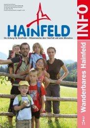 Hainfeld Info 03/2011 - Wir Hainfelder