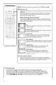 Philips Téléviseur à écran large - Mode d'emploi - POL - Page 4