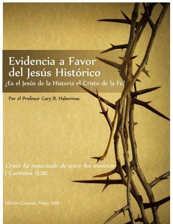 Evidencia a Favor del Jesús Histórico