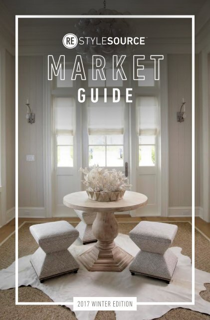 REstyle Market Guide [ 2017 Winter Edition ]