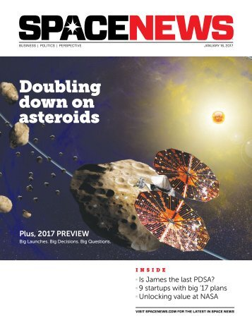 Doubling down on asteroids
