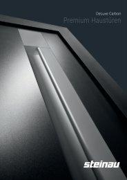 Steinau & Plasso Premium Haustüren von 2 starken Partnern