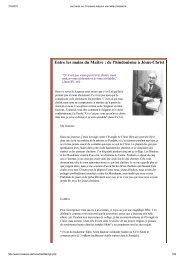 De l'hindouisme à Jésus-Christ, Baht Singh