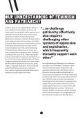 CHARTER OF FEMINIST PRINCIPLES FOR AFRICAN FEMINISTS - Page 5