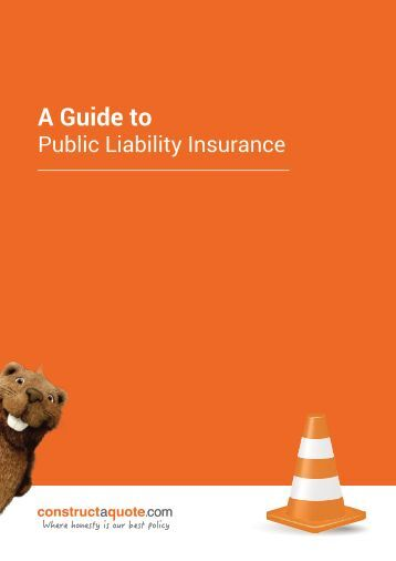 Ultimate Guide to Public Liability Insurance