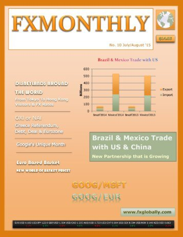 FXMonthly July/August '15