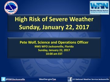 Sunday January 22 2017