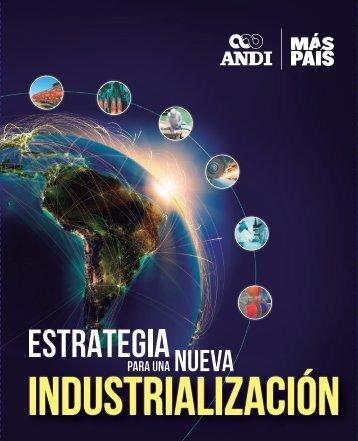 Estrategia para una nueva industrialización
