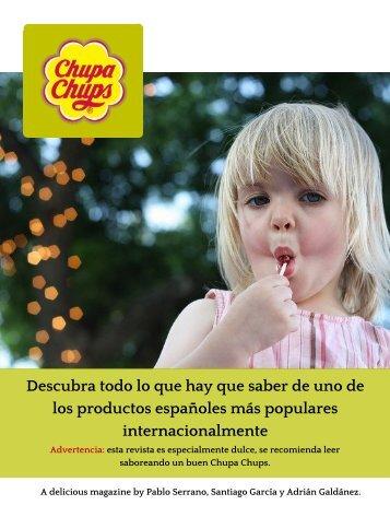 Revista Chupa Chups