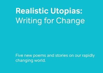 Realistic Utopias Writing for Change