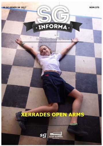 XERRADES OPEN ARMS