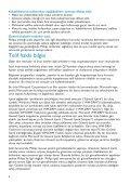 Philips Baladeur audio à mémoire flash - Mode d'emploi - TUR - Page 6