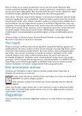 Philips Baladeur audio à mémoire flash - Mode d'emploi - TUR - Page 7