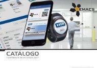 Catálogo de Control de Accesos 2017 - versión 4.5.2 (EUR – FOB Madrid)