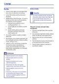 Philips Microchaîne - Mode d'emploi - LAV - Page 3