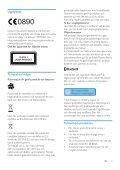 Philips Microchaîne - Mode d'emploi - SWE - Page 5