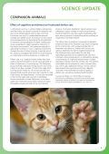 ANIMAL WELFARE SCIENCE UPDATE - Page 5