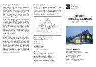 Farbteile Festhallen-Flyer - Stadt Rottenburg am Neckar