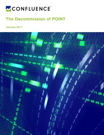 The Decommission of POINT