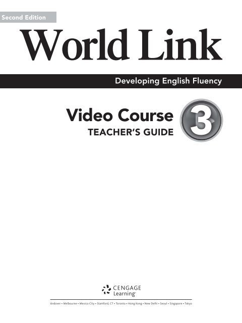 wordlink 1 second edition student tools