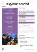 Ysgol Bro Hyddgen - Page 6