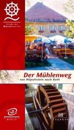 mühlenweg pdf.indd - Landratsamt Roth
