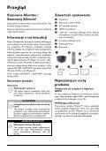 Philips Projecteur LED intelligent Screeneo - Mode d'emploi - POL - Page 3
