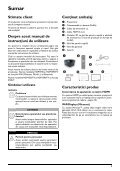 Philips Projecteur LED intelligent Screeneo - Mode d'emploi - RON - Page 3