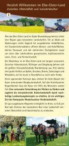 ein kulinarischer Streifzug durch - Naturpark Niederlausitzer ... - Seite 2