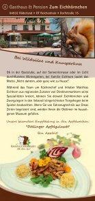 ein kulinarischer Streifzug durch - Naturpark Niederlausitzer ... - Seite 4