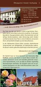 ein kulinarischer Streifzug durch - Naturpark Niederlausitzer ... - Seite 7