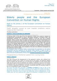 Convention on Human Rights