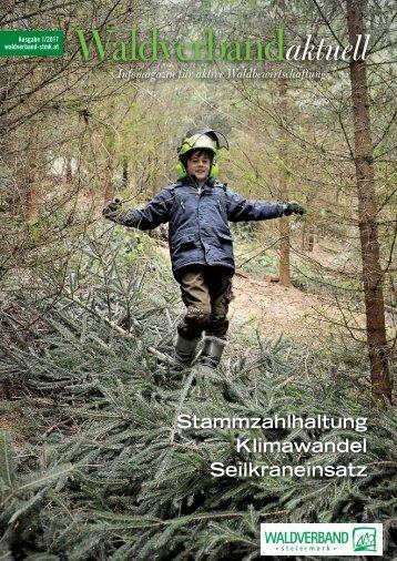 Waldverband Aktuell - Ausgabe 2017-01